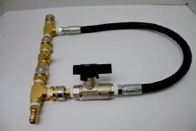 Chemical Injector Bypass Assembly