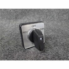 Cam Switch #M225-61002A219M1, Off/On, Single Hole Mount