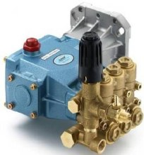 "CAT 66DX40G1I Plumbed Replacement Pump 4 GPM @ 4000 PSI, 1"" Shaft"