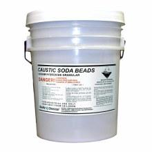 Sodium Hydroxide, Caustic Soda Beads, 5 Gallon Pail