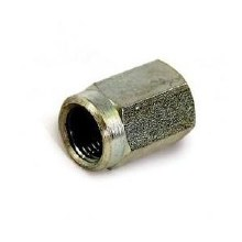 1/4in x 1/4in Lance Nozzle Coupler, Steel