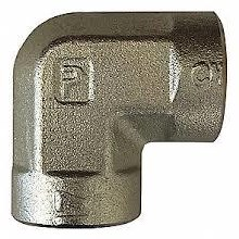 1/2in FPT Elbow 90, Pipe fitting, Steel