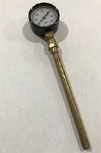 0-300 PSI, 1/8in x 6in, Fuel Pressure Test Gauge w/Adapter