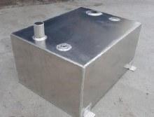 22 Gallon Aluminum Fuel Tank, 24in x 12in x 18in