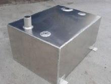 22 Gallon Aluminum Fuel Tank, 24in x 18in x 12in