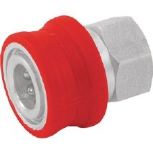 1/4in FNPT Insulated coupler