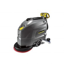 Karcher BD 50/50 C Classic BP Scrubber, AGM Batteries