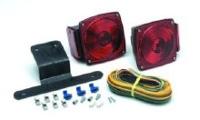 20ft Trailer Light Kit