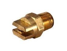 1.5 x 0, 1/4in Low Pressure Brass Nozzle