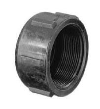 1-1/4in Pipe Cap, Sch 80 Poly
