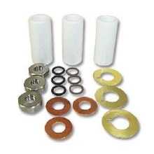 Ceramic Plunger 18mm x 44mm, for Comet Pump FW Series