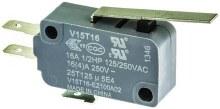 Microswitch, 16 AMP, 250 V