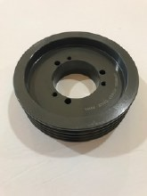 Engine Pulley, 4/3V3.35SH, 3.35 OD, 4 Groove Sheave