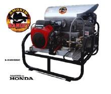 PSI Smokin' Hot Bandit, 5.5 GPM @ 3500 PSI, Honda GX630
