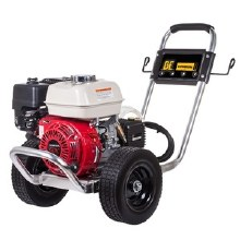 BE 3.0 GPM @ 2500 PSI, Honda GX200, Cold Water, Aluminum Frame