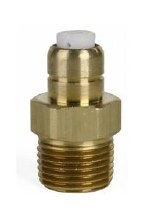 1/2in MPT 150 deg. Thermal Relief Valve