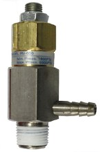 3/8in MPT Inlet 1900 to 6500 PS, 12 GPM Safety Relief Valve
