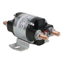 DC Powered Solenoid, 12V, Amps 100