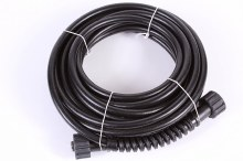 25ft HP DN6 Replacement Hose, 3600 PSI, compatible with M22 connection