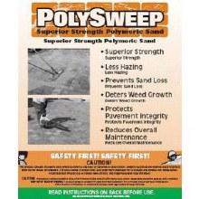 Tan PolySweep Sand 50lb bag, Polymeric Sand