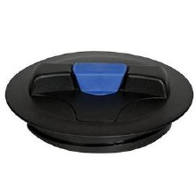8in Tank Lid with blue snap-in vent