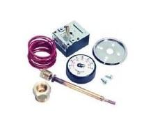GP Adjustable Thermostat w/Remote Probe, (86-250F @ 4000 PSI)