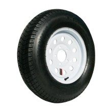Trailer, Spare Tire and Wheel