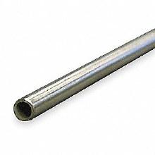 1/8in x 18in x .025 Tubing, Aluminum