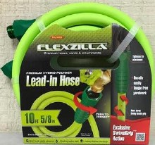 Flexzilla 5/8in x 10ft - SwivelGrip Lead In Hose