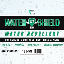 Water Shield H2O, 5 Gallons