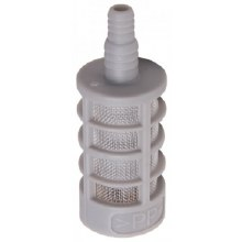 Weighted Chemical Strainer, W/ Check Valve