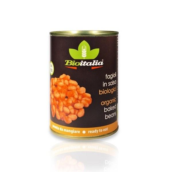 Organic Baked Beans (BPA Free)