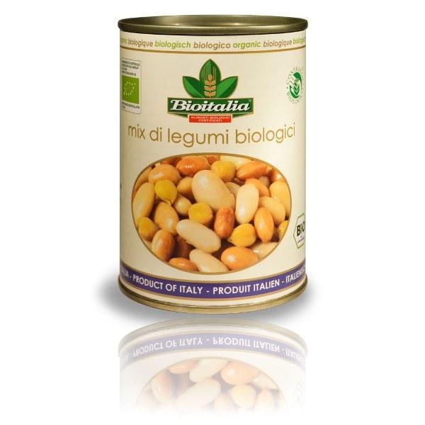 Organic Bean Mix (BPA Free)