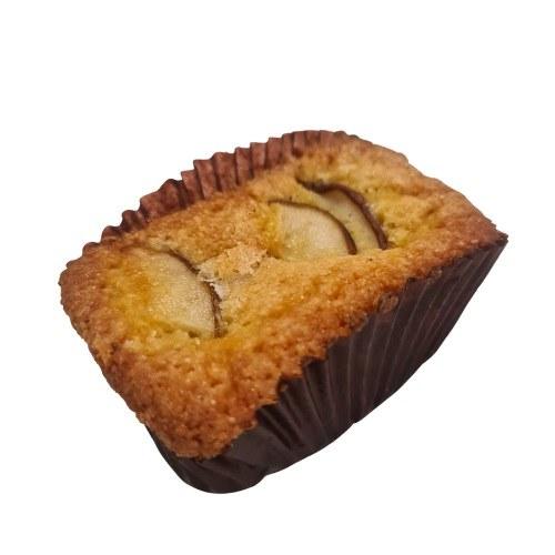 Organic & GF Pear Polenta Cake