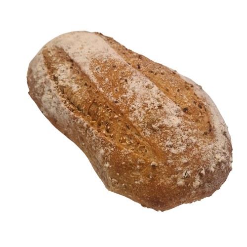 Organic Peasant Loaf (Multigrain)