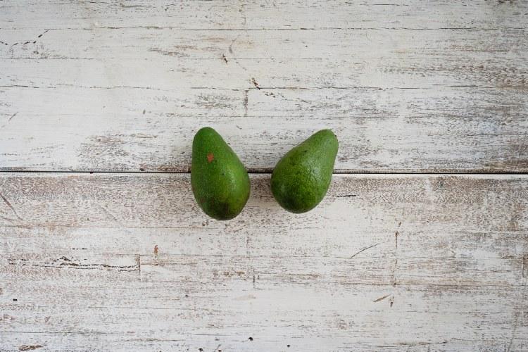 Organic Fuerte Avocado