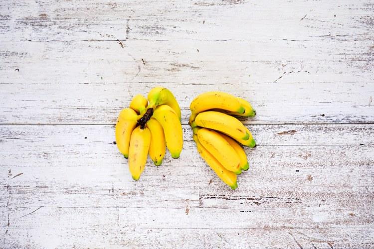 Organic Lady Finger Banana
