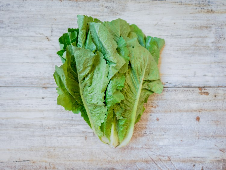 Organic Cos Lettuce