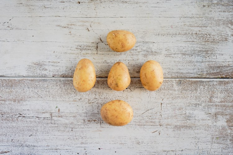 Organic Sebago Potato