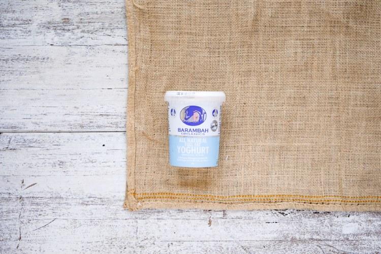 Organic Natural Yoghurt