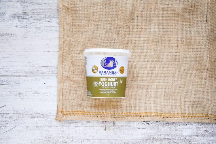 Organic Bush Honey Yoghurt