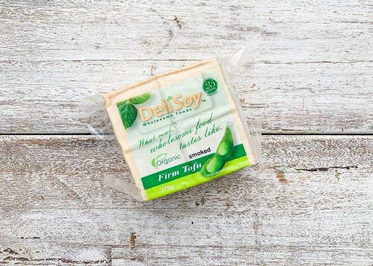Organic Smoken Tofu