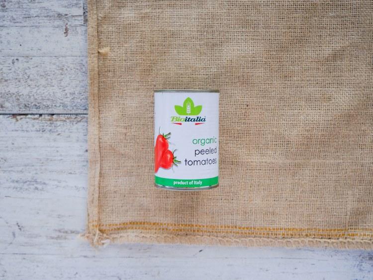 Organic Whole Peeled Tomato