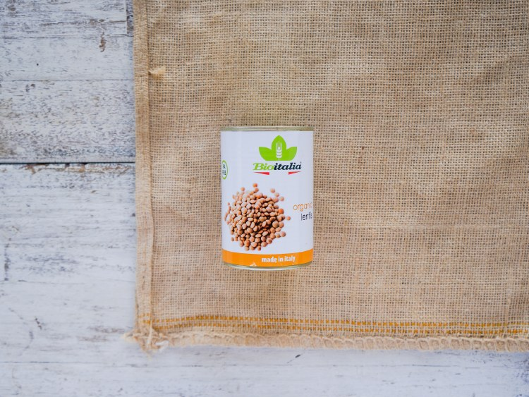 Organic Lentils (Canned)