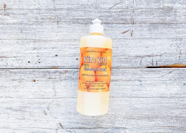 Natural Tangarine & Mandarin Dishwashing Liquid