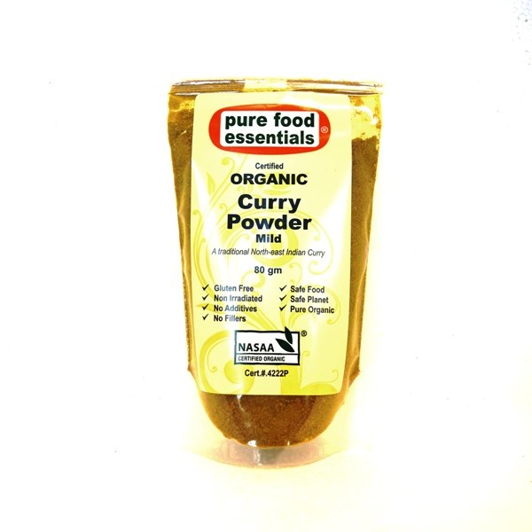 Organic Curry Powder (Mild)