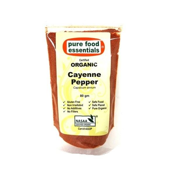 Organic Cayenne Pepper
