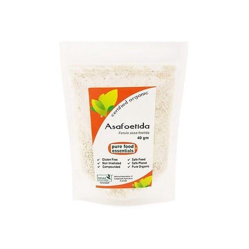 Organic Asafoetida