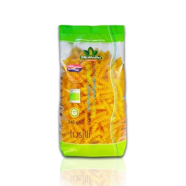 Organic Pasta Sprirals (Gluten Free)