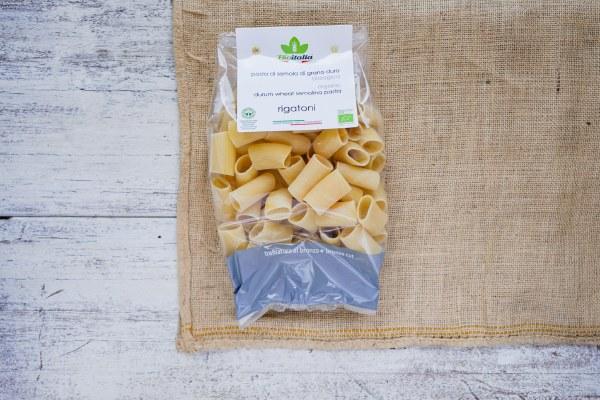 Organic Pasta Rigatoni